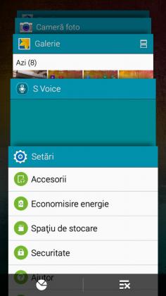 Screenshots Samsung Galaxy A5