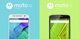 Moto X Stlye& Moto X Play
