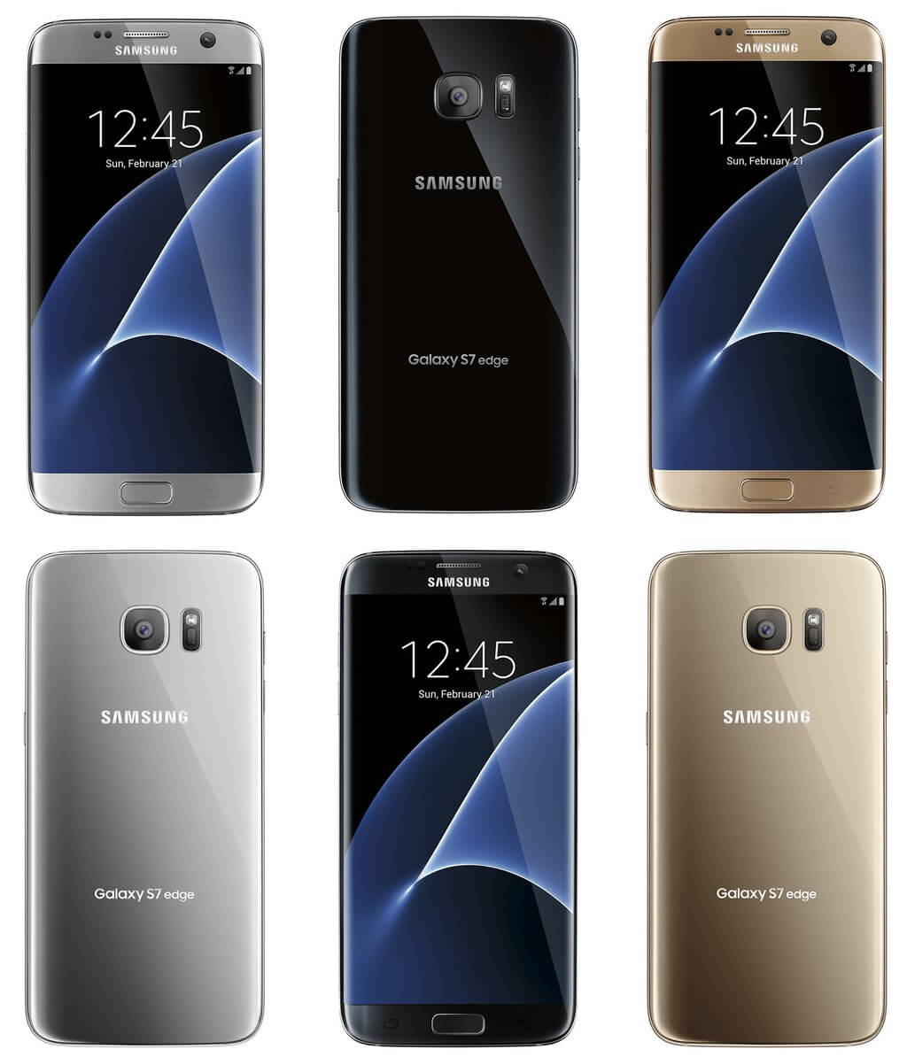 Noi randari cu Samsung Galaxy s7 si S7 Edge