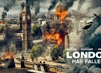 Cod rosu la Londra - London has Fallen