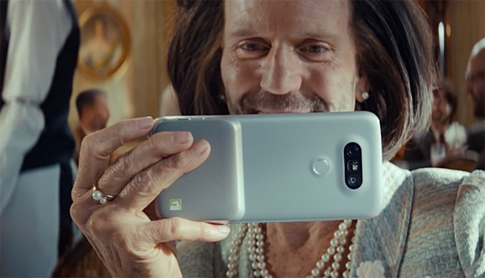 Jason Statham LG G5