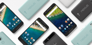 Google Nexus 5X si Nexus 6P