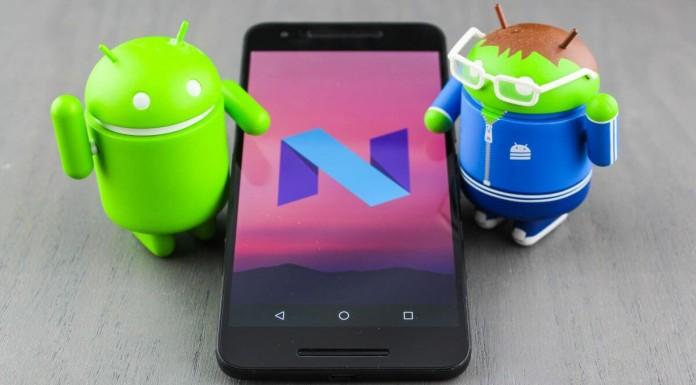Ce telefoane vor primi Android Nougat