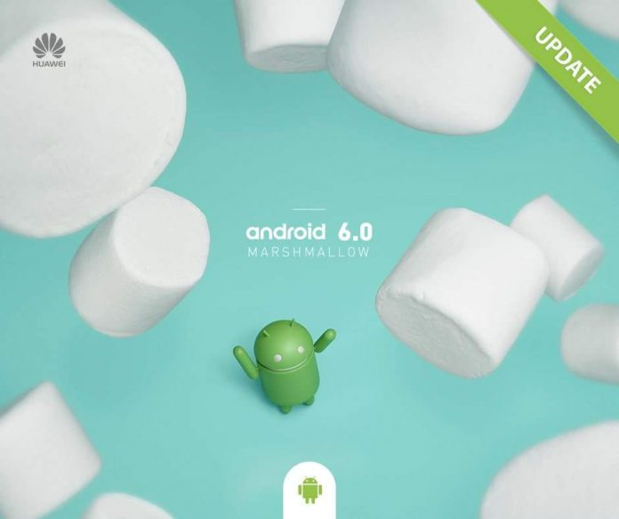 Huawei Android 6 Marshmallow