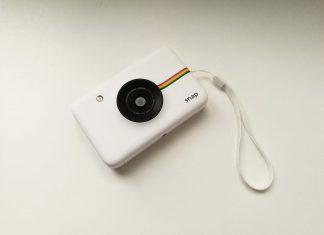 Camera Foto Polaroid Snap Review