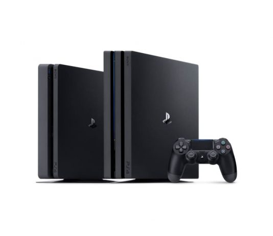 PlayStation 4 Pro si PlayStation 4 Slim(PS4 Pro si PS4 Slim)