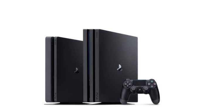 PlayStation 4 Pro si PlayStation 4 Slim(PS4 Pro si PS4 Slim)