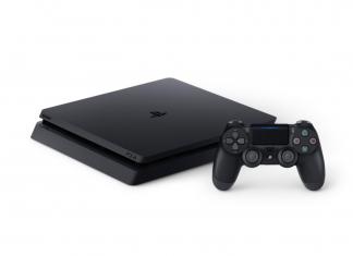 Consola Sony Playstation 4 Slim - pret Romania, specificatii,eMAG