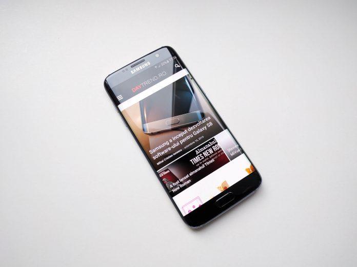 Samsung Galaxy S7 edge Review Romana