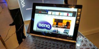 Laptop 2 in 1 Lenovo Yoga Book - Pret Romania, Disponibilitate, Detalii