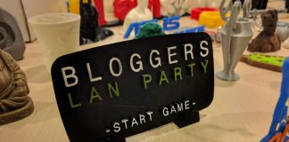 Bloggers LAN Party - BLP