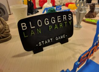 Bloggers LAN Party 12 #BLP12