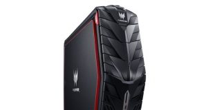 Acer Predator G1 (G1-710) - Pret Romania, Disponibilitate, Specificatii