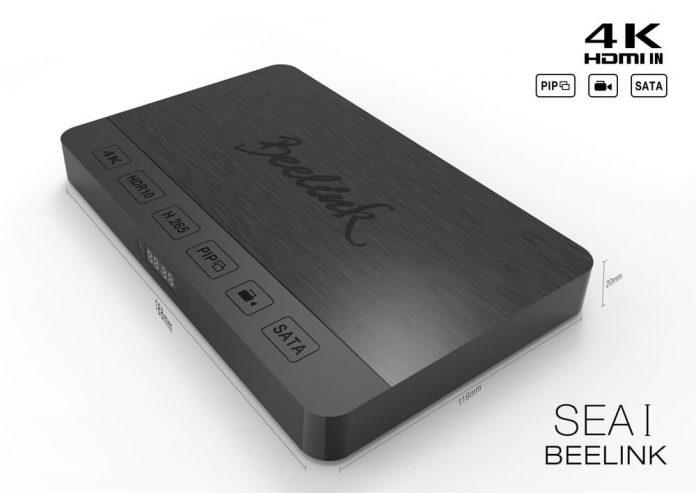 Beelink SEA I - TV Box