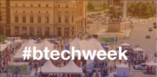 Bucharest Tech Week 2017