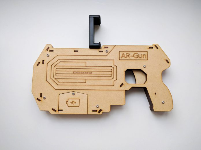 [Review] Pistol inteligent Star AR-Gun