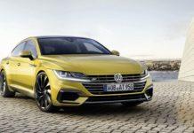 Volkswagen Arteon - detalii si imagini