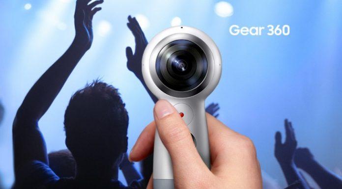 Samsung Gear 360 (2017) - Pret Romania, Disponibilitate, Specificatii