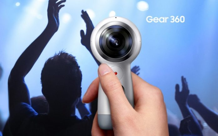 Samsung Gear 360 (2017) - Pret Romania, Disponibilitate, Specificatii