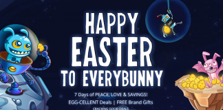 Heppy easter to everybuddy - GearBest.com