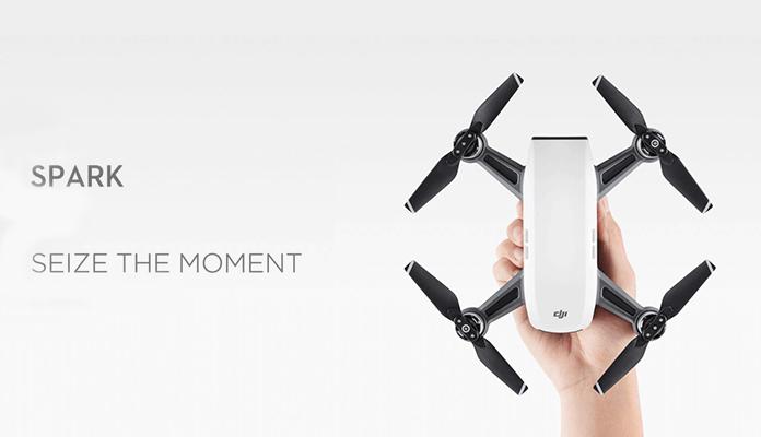 Pret si Disponibilitate pentru mini drona DJI Spark in Romania!