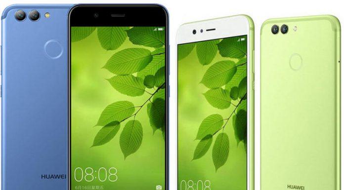Huawei Nova 2 si Nova 2 Plus