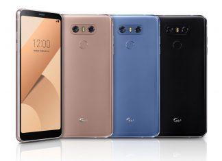 LG G6+ a fost lansat oficial; Specificatii, Detalii
