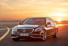 Mercedes-Benz lanseaza Noua Clasa S