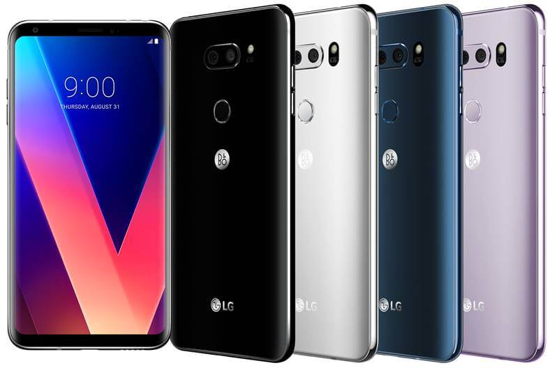 LG V30 - Specificatii, Detalii, Disponibilitate, Pret