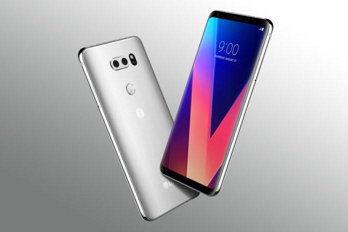 Pret si Disponibilitate pentru LG V30 in Romania