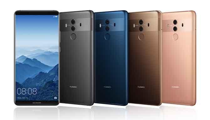 Huawei Mate 10 si Mate 10 Pro