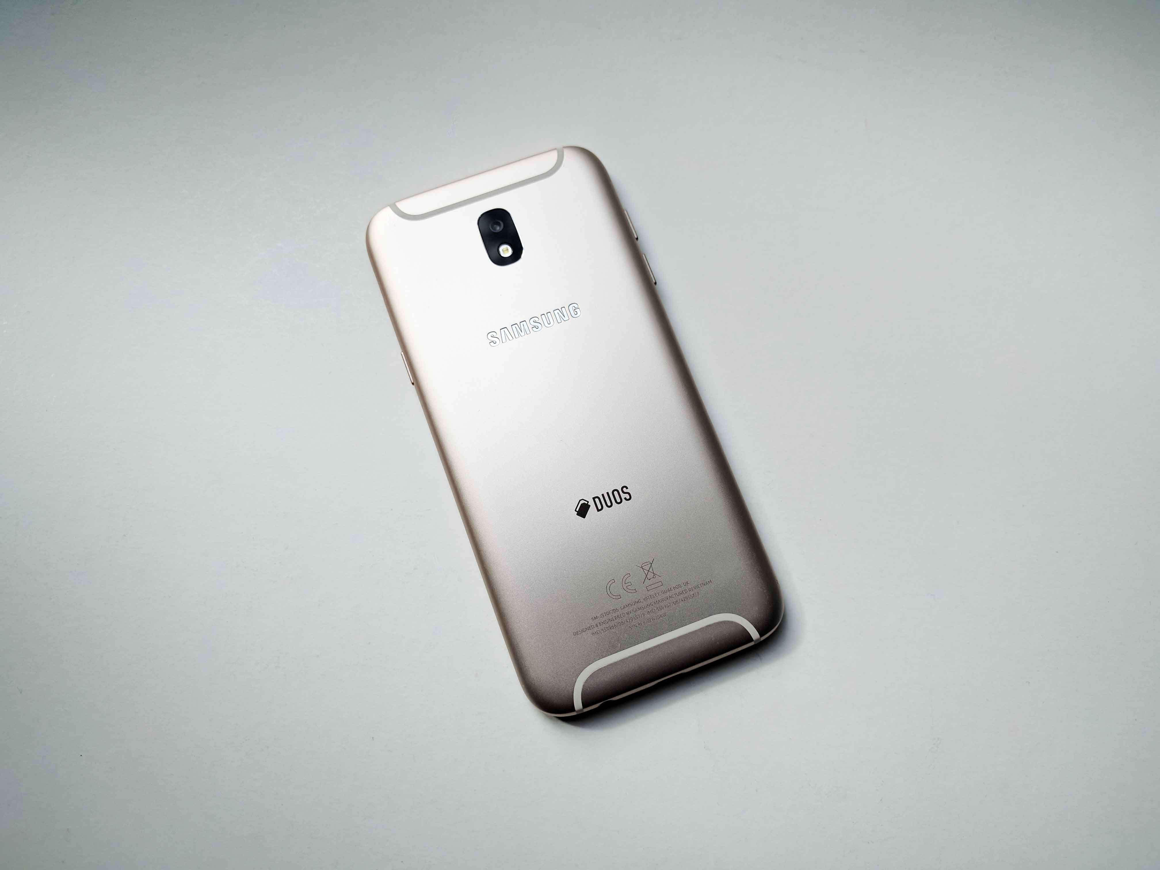 Samsung Galaxy J5 (2017) Review Romana, Pareri - foto 3