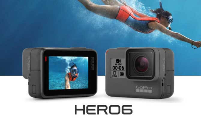 Pret si Disponibilitate GoPro Hero6