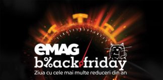 eMAG Black Friday 2017 - 16 noiembrie