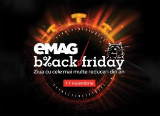 eMAG Black Friday 2017 - 17 noiembrie