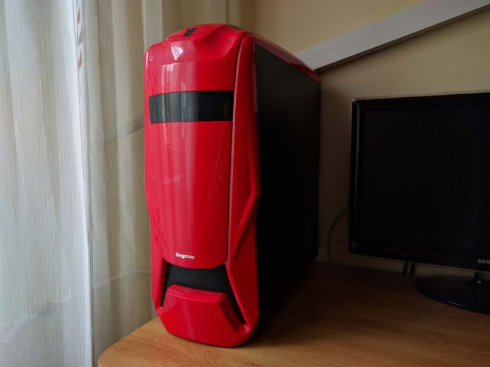 [Review si Pareri] Sistem Gaming Red Shocktrooper by PC Garage