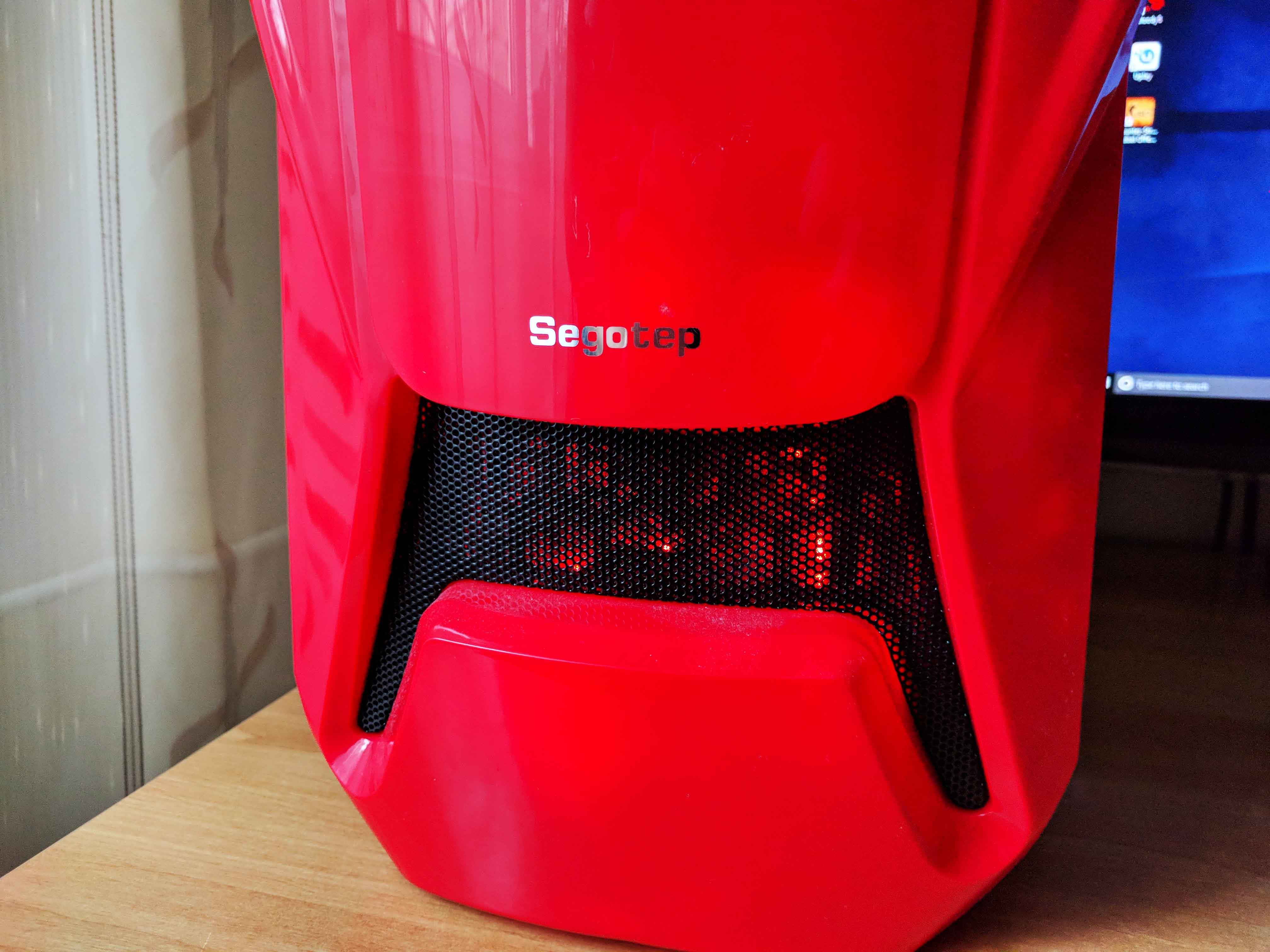 Sistem Gaming Red Shocktrooper by PC Garage - poza 3