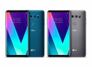 LG V30S ThinQ Specificatii si Detalii