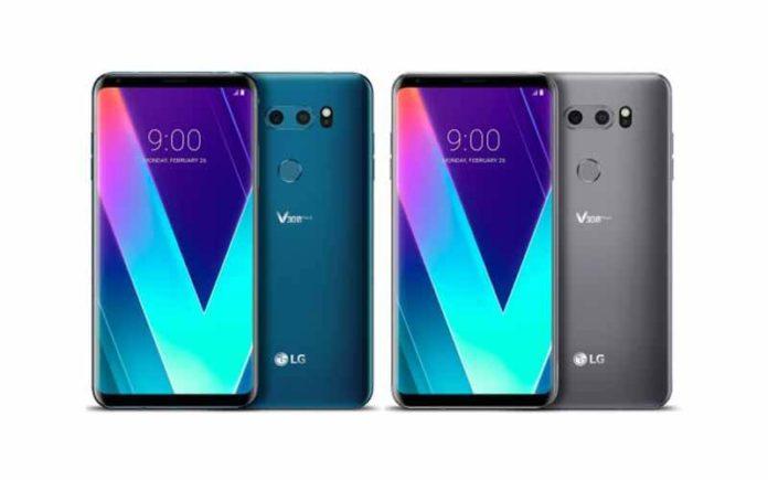 LG V30S ThinQ Specificatii si Detalii