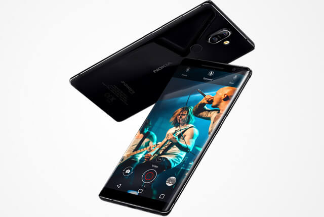 Nokia 8 Scirocco