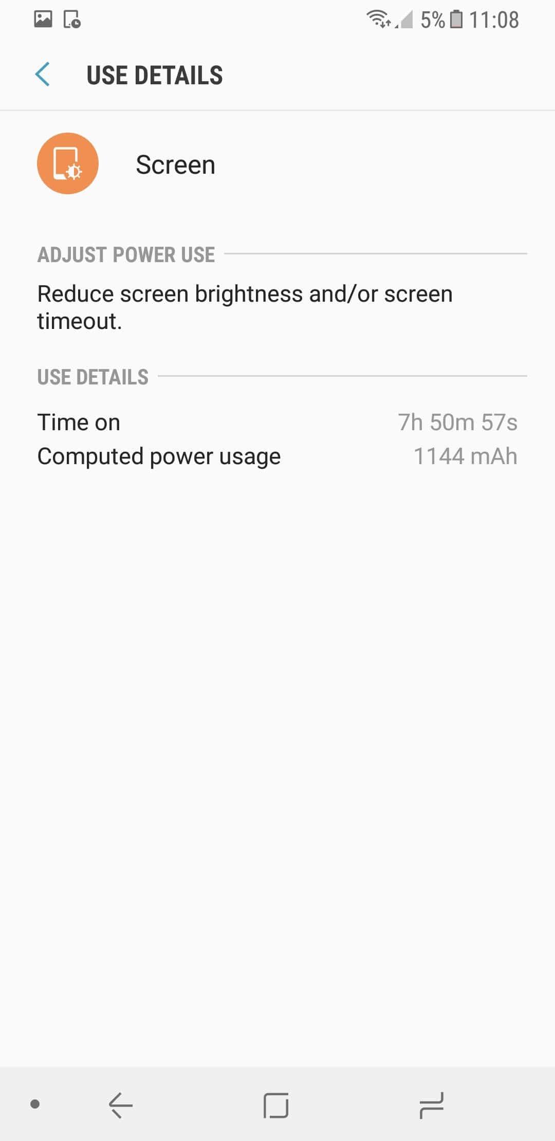 Galaxy A8 (2018) Autonomie si Baterie 1