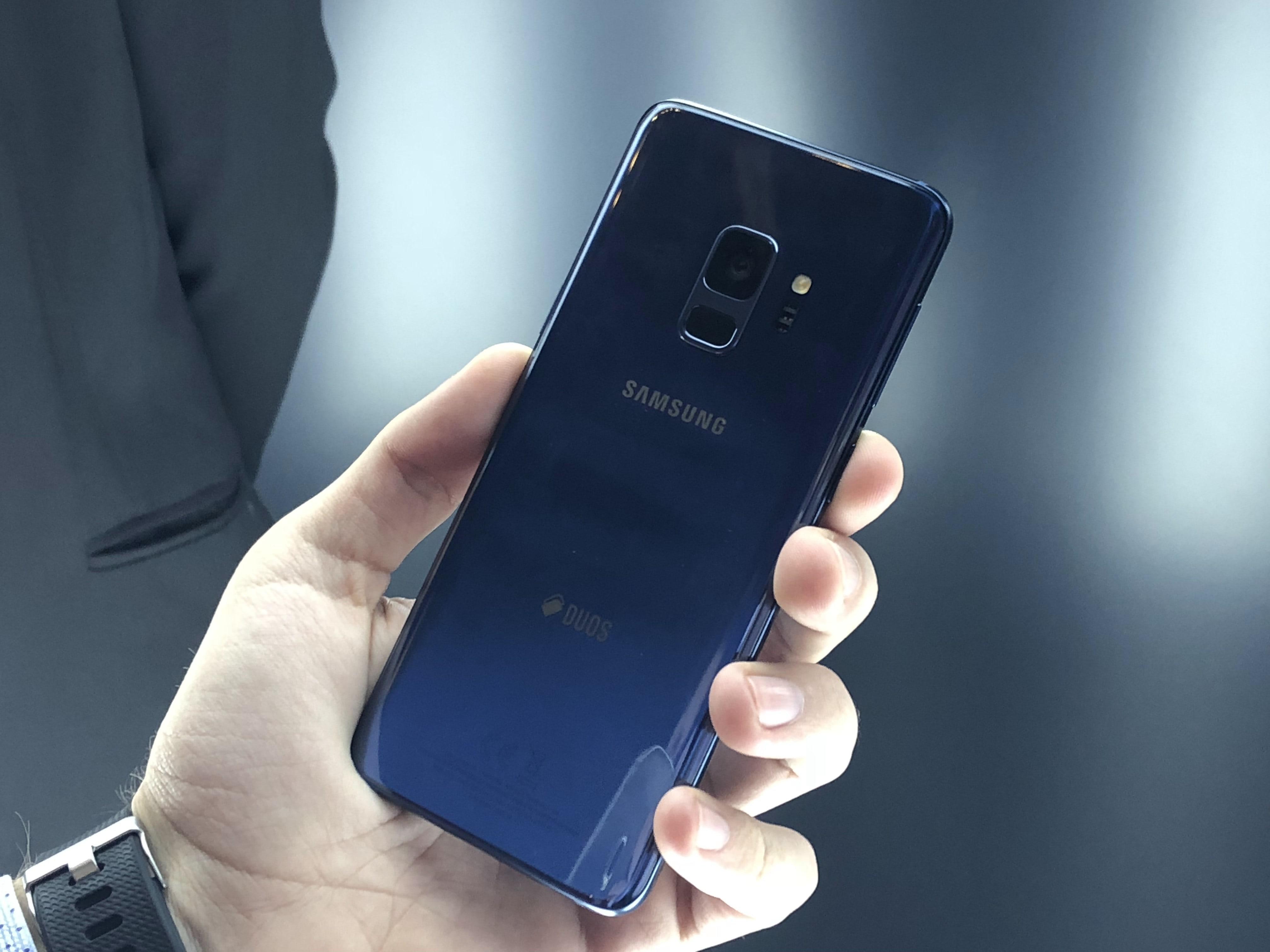 Galaxy S9 & S9 Plus Foto 2