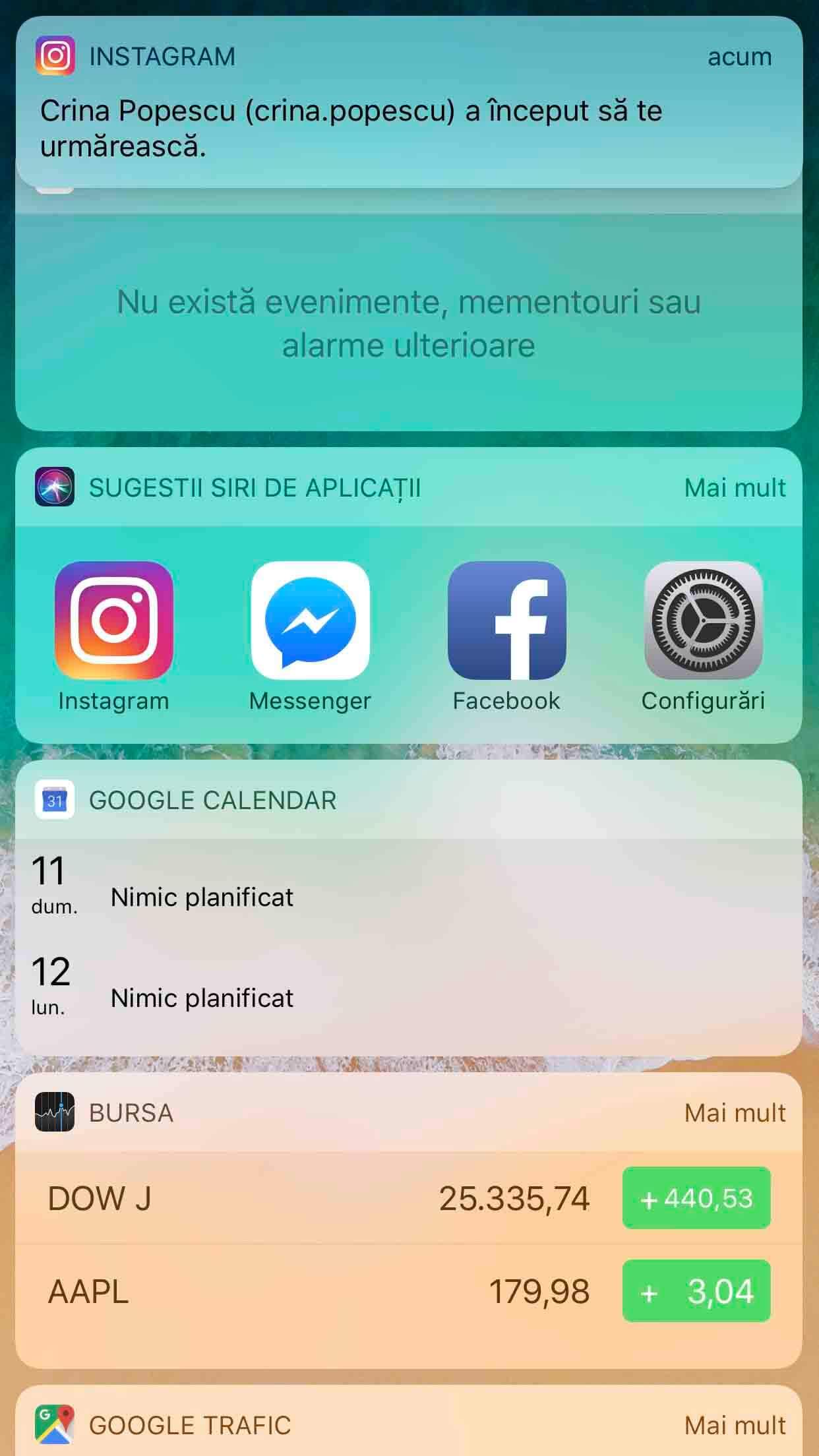 Apple iPhone 8 Review Romana si Pareri - Software iOS 4