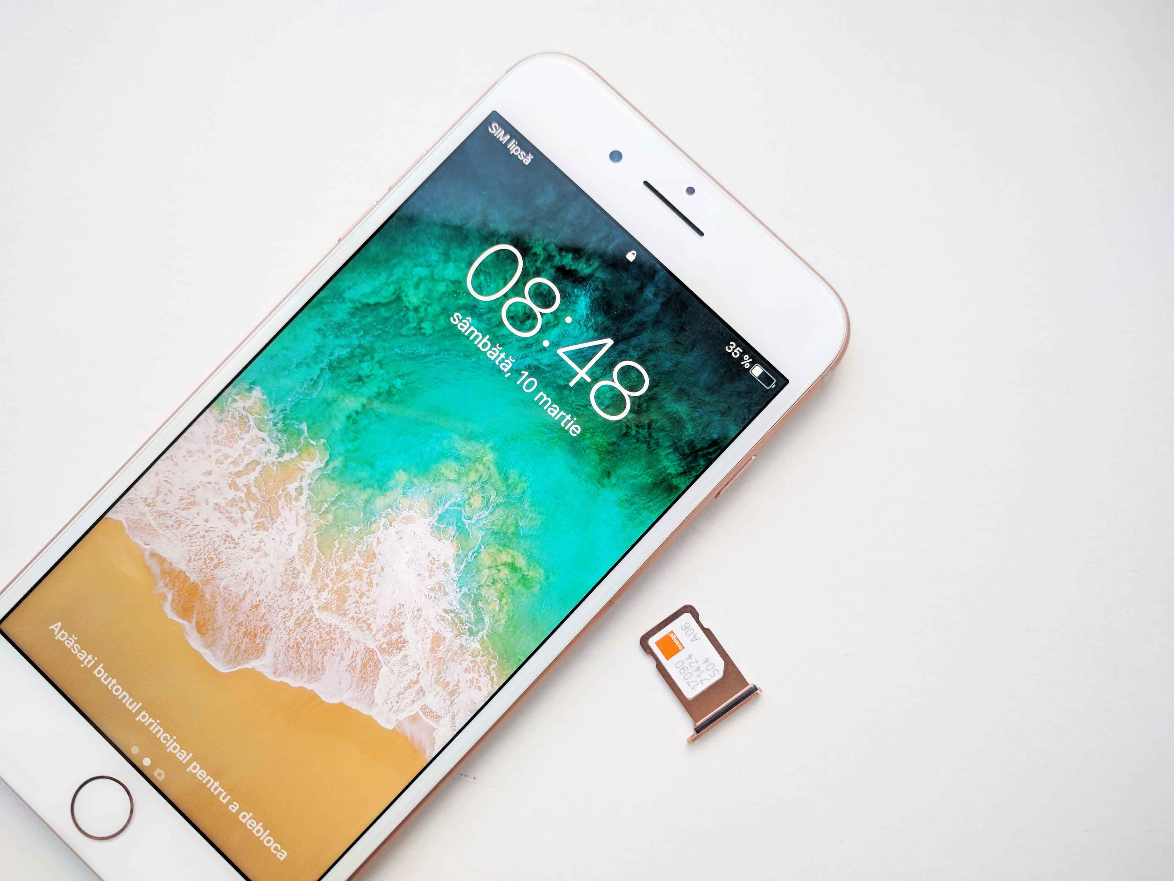 Apple iPhone 8 Plus Review Romana - Foto 2