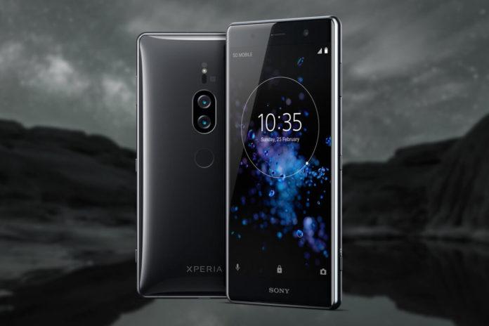 Sony Xperia XZ2 Premium - Specificatii si Detalii