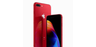 iPhone 8 si iPhone 8 Plus Product Red Special Edition