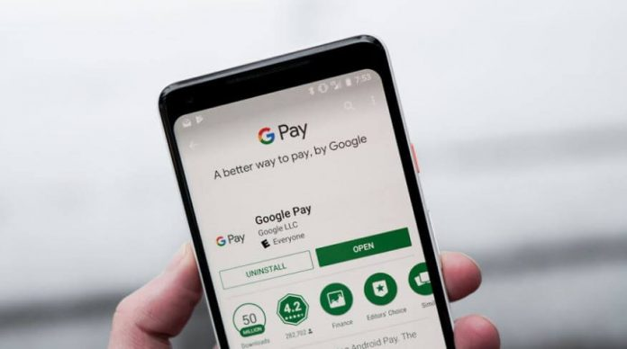 Google Pay google Play Store RH-01 eroare