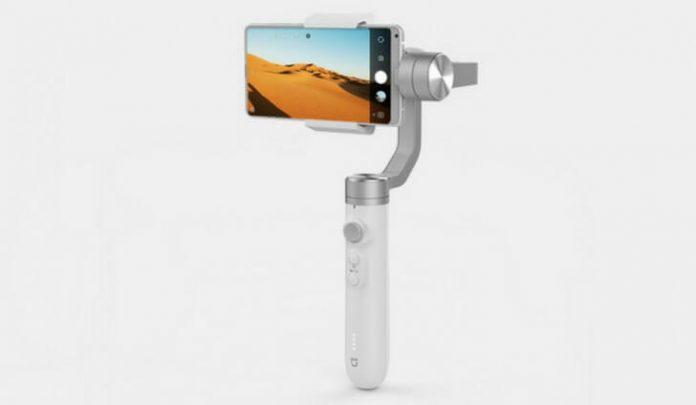Xiaomi Mijia gimbal stabilizator telefon