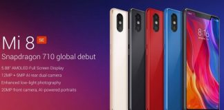 Xiaomi Mi 8 SE Specificatii Detalii Pret