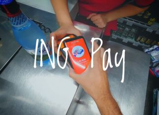 Plata cu telefonul mobil - ING Pay